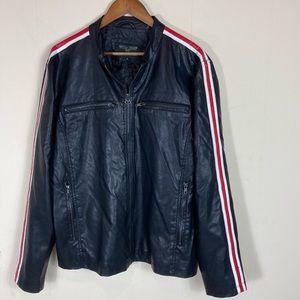 Wilson's Leather Retro Style Jacket Size XL